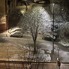 """фото """"Единственный снег уходящего года"""""""