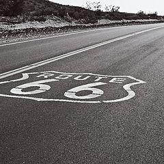 "фото ""Mother Road"""