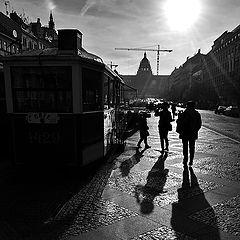 """фото """"Утренняя атмосфера"""""""