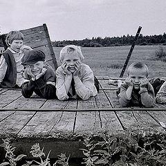"""фото """"Дети полесья"""""""