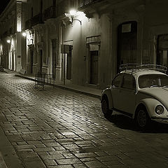 "photo ""Night street"""