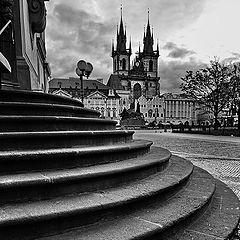 """фото """"Лестница и башни"""""""