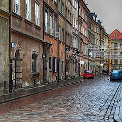 "photo ""Somewhere in Warsaw"""