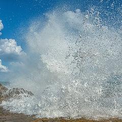 """photo """"Explosión de nubes"""""""