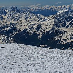 """фото """"Прекрасные горы Кавказа..."""""""