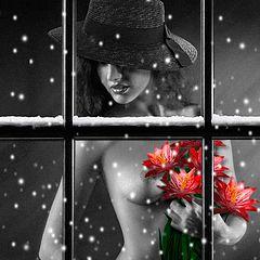 """photo """"Last snow..."""""""