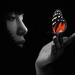 """фото """"Come volo di farfalla..."""""""