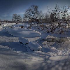 """фото """"Когда приходит настоящая зима"""""""