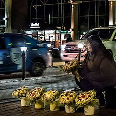 """фото """"Ночные цветы"""""""