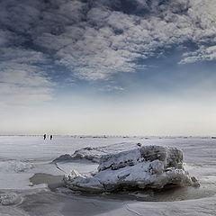 """фото """"Ледяное безмолвие"""""""