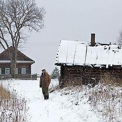"""photo """"Первый снег"""""""