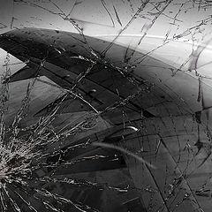 """фото """"мелкие трещинки не помеха полету..."""""""