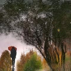"""фото """"Дождливо-осенняя исповедь..."""""""