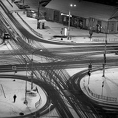 """фото """"Первый снег."""""""