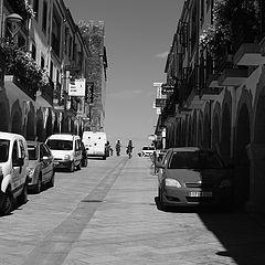 """photo """"Portomarín"""""""