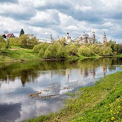 """фото """"Город на реке Т"""""""