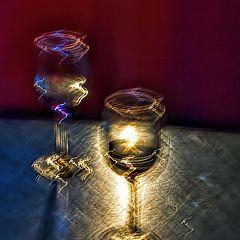 "photo ""In vino veritas"""