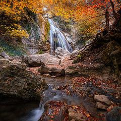 "фото ""Осенний Джур-Джур"""