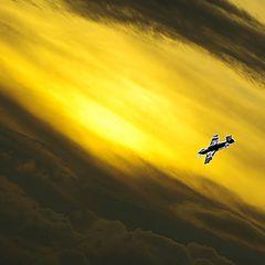 """фото """"Сам в облака"""""""