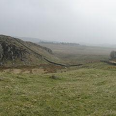 """фото """"Hadrian's wall..."""""""