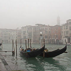 """photo """"Grand Canal in the morning"""""""