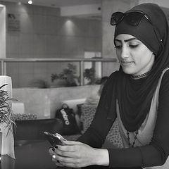 """фото """"девушка с Ближнего Востока"""""""