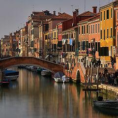 """photo """"Тихий тёплый вечерок... Венеция."""""""