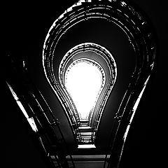 """photo """"Cвет и лестница"""""""