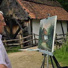 """photo """"friend painter"""""""