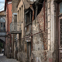 """фото """"Старыйгород.Тбилиси."""""""