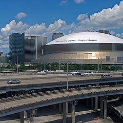 "фото ""Superdome"""