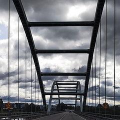 """фото """"Между Швецией и Финляндией. Путь на Нордкапп"""""""