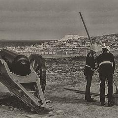 """photo """"Maltese Gunners"""""""