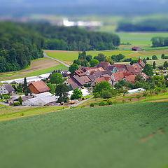 "photo ""Rural idyll"""