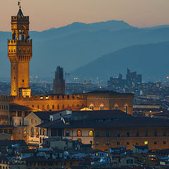"photo ""Добрый вечер Флоренция..."""