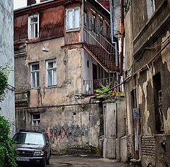 """фото """"Тбилисские дворики."""""""