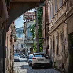 "фото ""Тбилисские улочки."""