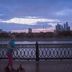 """фото """"В городе дождь"""""""