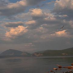 """фото """"Байкал. Утренний штиль."""""""