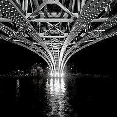 """photo """"Домик у моста..."""""""