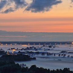 """фото """"Туман в Чистом Небе"""""""