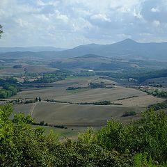 "photo ""Between Guardistallo and Mount Aneo"""
