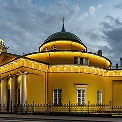 "photo ""Alexander Nevsky Church in Riga"""