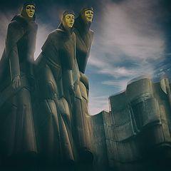 """photo """"Three Graces"""""""