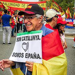 """фото """"День Независимости Каталонии"""""""