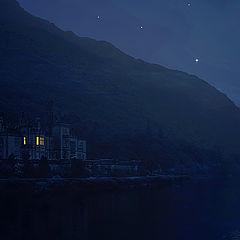 """photo """"Mysterious castle ..."""""""