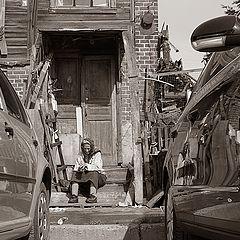 """фото """"Одиночество в большом городе"""""""