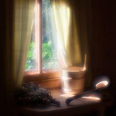 """фото """"Дачное утро"""""""