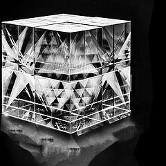 """photo """"The Magic Cube"""""""