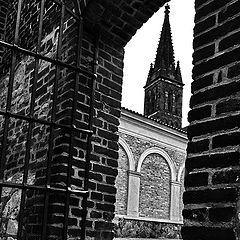 "photo ""Башня и вход"""